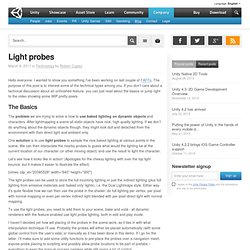 Light probes