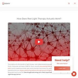 How Does Red Light Therapy Actually Work?