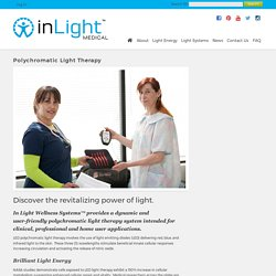 In Light Wellness Systems - Light Therapy