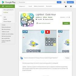Lightbot : le codage facile