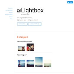 Lightbox 2