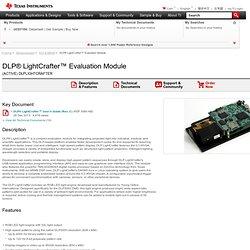 DLP® LightCrafter™ - DLPLIGHTCRAFTER