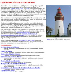 Lighthouses of France's North Coast
