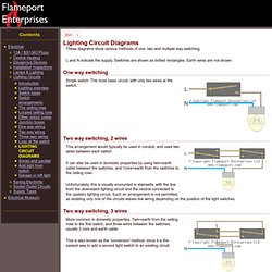 lighting-diagrams-switching-21137080  Way Wiring Diagrams For Houses on 110v ac, low voltage, light switch, for small,