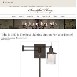 LED Lighting For Your Home