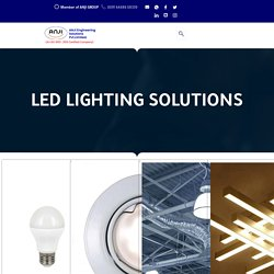 Energy Saving Led Lighting Solutions From ANJI Engineering Are Getting Popular