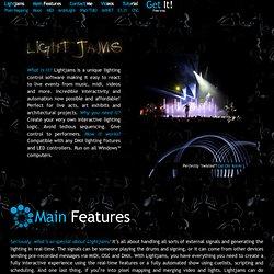 DMX Lighting Controller Software