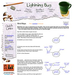 Lightning Bug - Mind Maps
