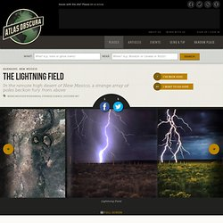 The Lightning Field