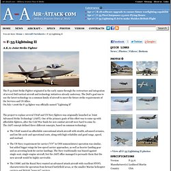 Air-Attack.com Military Aircraft Factsheet