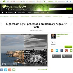 Lightroom 4 y el procesado en blanco y negro (1ª Parte)