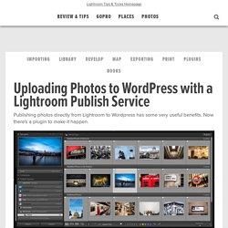 Lightroom to Wordpress Publish Service