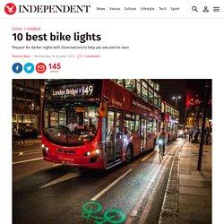 10 best bike lights