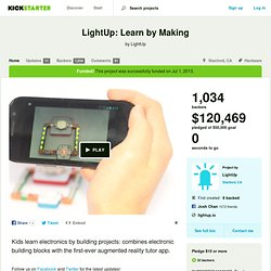 LightUp: Learn by Making by LightUp