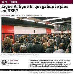 Ligne A, ligne B: qui galère le plus en RER?