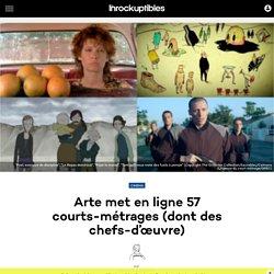 Arte met en ligne57 courts-métrages (dont des chefs-d'œuvre)