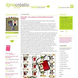 ligne creativ: 2. créateur sac à main