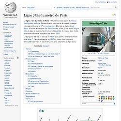 Ligne 7 bis du métro de Paris