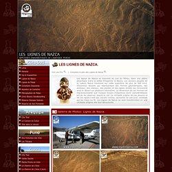 Consultez les photos des Formes et des Lignes de Nazca
