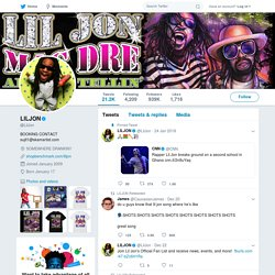LIL JON (on Twitter