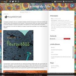 lila bouquine - Le blog de Lila