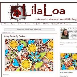 LilaLoa: Spring