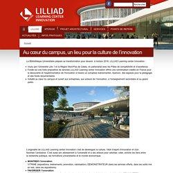 AB 6 - LILLIAD Learning center Innovation