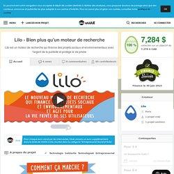 Lilo - Bien plus qu'un moteur de recherche