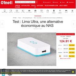 Lima Ultra : le test complet - 01net.com