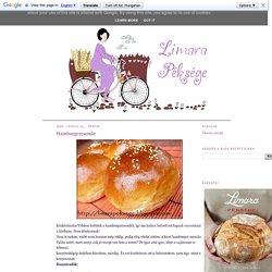 Limara péksége: Hamburgerzsemle