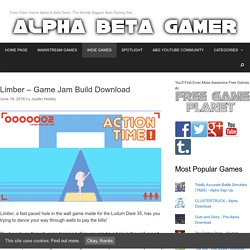 Limber – Game Jam Build Download