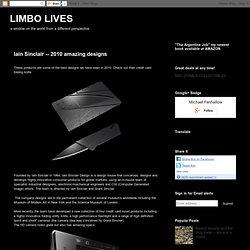 2010 amazing designs