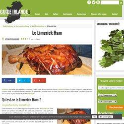 Le Limerick Ham - Spécialité irlandaise