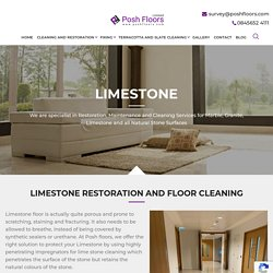 Book Limestone Floor Cleaning Service Provider