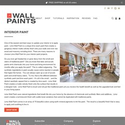 limewash interior paint