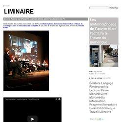LIMINAIRE