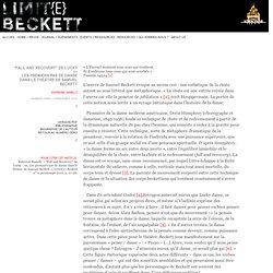 "Limit(e) Beckett - ""Fall and Recovery"" de Lucky"