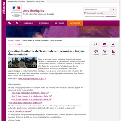 Question limitative de Terminale sur Véronèse - Corpus documentaire-Arts plastiques-Éduscol