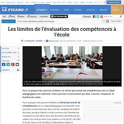 Les limites de l'évaluation des compétences à l'école