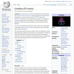 Limitless (TV series)