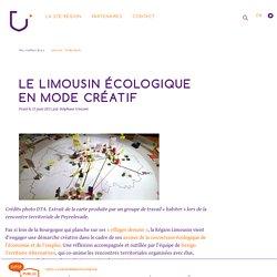 Le Limousin écologique en mode créatif