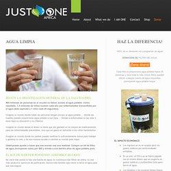 Agua Limpia - Justo África