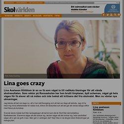Lina goes crazy