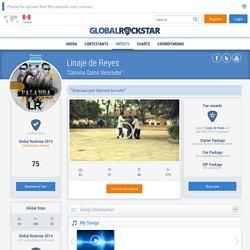 Linaje de Reyes on Global Rockstar