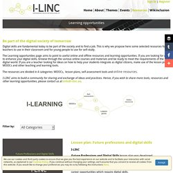 i-linc - Learning opportunities