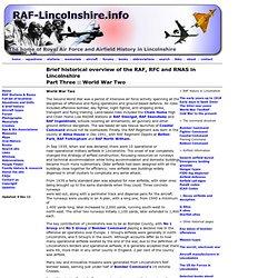 RAF-lincolnshire.info
