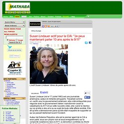 Susan Lindauer ex-agent