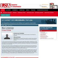 Max Lindeman : Tout savoir sur Max Lindeman , Fondateur d'ETAM