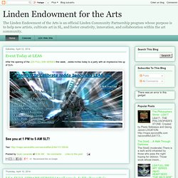 Linden Endowment for the Arts