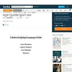 linden+scripting+language+guide-gian lee